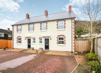 Thumbnail 3 bedroom semi-detached house for sale in Clos Hengaer Ysgol, Llanfoist, Abergavenny