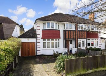 Thumbnail 3 bed property for sale in Atwood Avenue, Kew