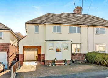 Thumbnail 4 bed semi-detached house for sale in Church Close, Mountnessing, Brentwood