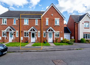 Thumbnail 2 bed terraced house for sale in Southwick Drive, Glascote, Tamworth