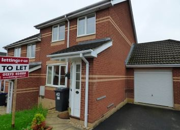 Thumbnail 3 bed property to rent in Gibbs Leaze, Paxcroft Mead, Hilperton, Trowbridge
