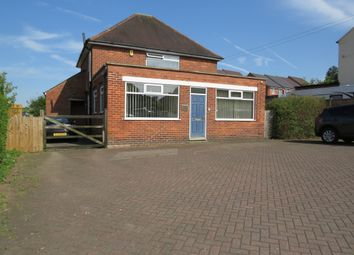 Thumbnail 3 bed detached house for sale in Main Street, Awsworth, Nottingham