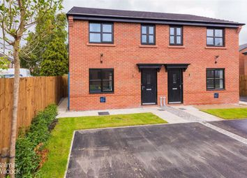 Thumbnail 3 bed semi-detached house to rent in Tiverton Avenue, Leigh, Lancashire