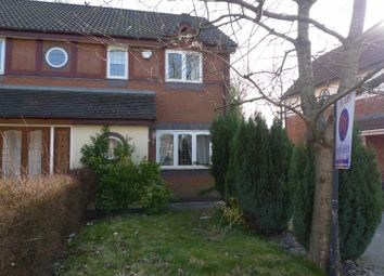 Thumbnail 2 bed semi-detached house to rent in Firfield Grove, Walkden, Manchester