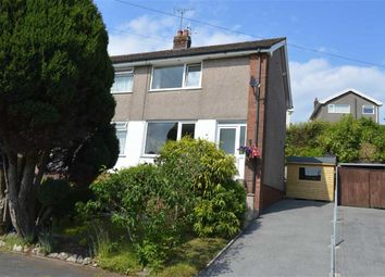 Thumbnail 2 bedroom semi-detached house for sale in Woodcote, Killay, Swansea