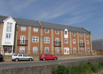 Thumbnail 2 bed flat for sale in Maria Court, Hesper Road, Colchester