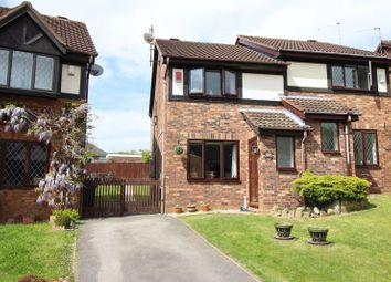 Thumbnail 2 bed semi-detached house for sale in Coppice Grove, Weston Coyney, Staffordshire