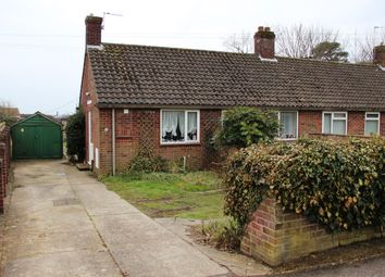 Thumbnail 2 bed bungalow to rent in Shotesham Road, Poringland, Norwich