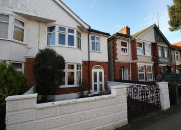 Thumbnail 3 bedroom semi-detached house to rent in Mornington Avenue, Ipswich, Suffolk