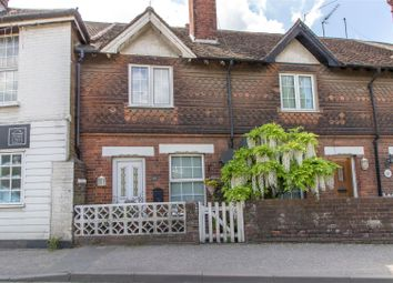 Thumbnail 3 bed terraced house for sale in Moreton Almshouses, London Road, Westerham