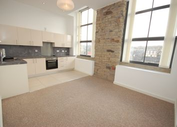 Thumbnail 1 bed flat for sale in Victoria Street, Glossop