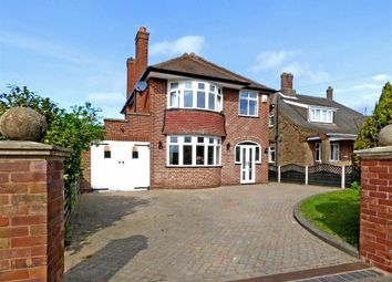 Thumbnail 3 bed detached house for sale in Springhill Road, Burntwood, Staffordshire