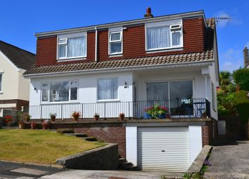 Thumbnail 4 bed detached house for sale in Dolphin Crescent, Preston, Paignton