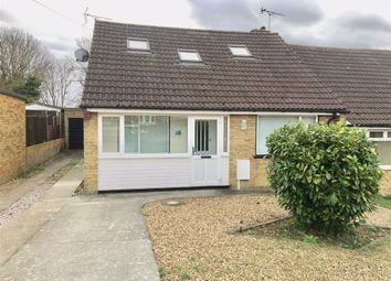 Thumbnail 3 bed semi-detached bungalow to rent in Fairview Road, Istead Rise, Gravesend