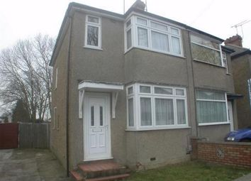 Thumbnail 2 bed property to rent in Fourth Avenue, Luton