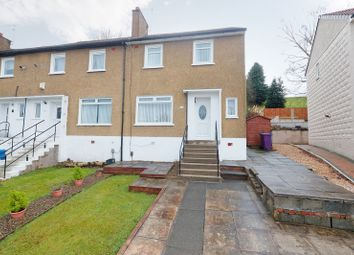 Thumbnail 2 bed end terrace house for sale in Carna Drive, Simshill, Glasgow