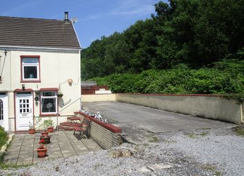 Thumbnail 2 bed terraced house for sale in Heol Twrch, Lower Cwmtwrch, Swansea.