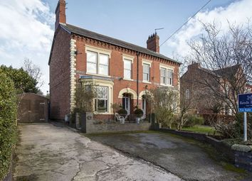 Thumbnail 5 bed semi-detached house for sale in Richmond Terrace, Station Road, Whitchurch