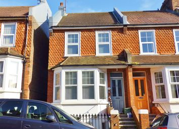 Thumbnail 2 bed flat for sale in Top Floor Flat, 37 Gore Park Road, Eastbourne
