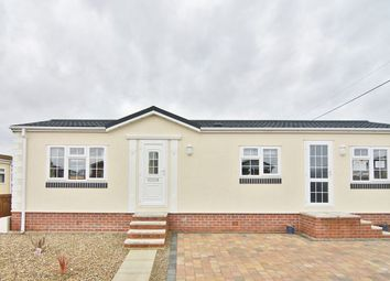 Thumbnail 2 bedroom mobile/park home for sale in Ash Drive, Lamaleach Drive, Freckleton