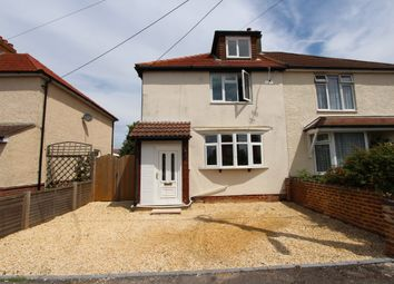 Thumbnail 3 bed semi-detached house for sale in Sydney Ave, Hamble, Southampton