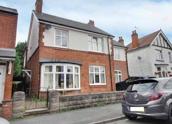 Thumbnail 5 bed detached house for sale in Swannington Street, Burton On Trent, Derbyshire