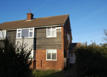 Thumbnail 2 bed maisonette to rent in Oakmere Lane, Potters Bar