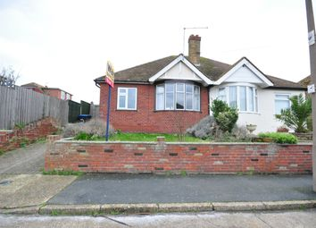 Thumbnail 2 bed semi-detached bungalow to rent in Mayforth Gardens, Ramsgate