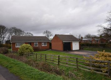 Thumbnail 3 bed bungalow for sale in Rushcliffe Grove, East Leake, Loughborough