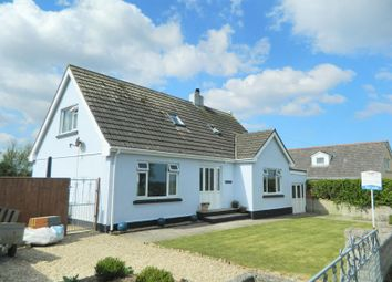 Thumbnail 5 bed detached house for sale in Copper Lane, Buller Hill, Redruth