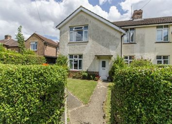 Thumbnail 3 bed semi-detached house for sale in Tennyson Road, Eastleigh, Eastleigh, Hampshire