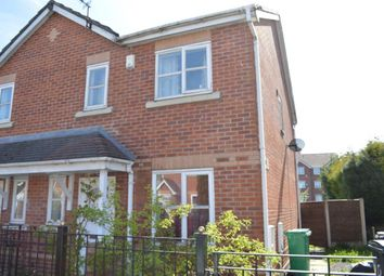 Thumbnail 3 bed property to rent in Venture Scout Way, Salford, Manchester