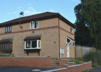 Thumbnail 2 bed semi-detached house for sale in Little Gull Close, Southfields, Northampton