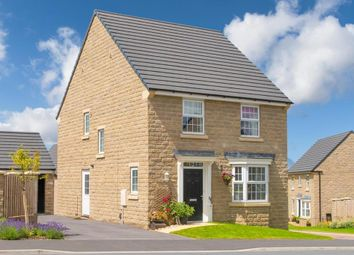 "Thumbnail 4 bedroom detached house for sale in ""Irving"" at Manywells Crescent, Cullingworth, Bradford"