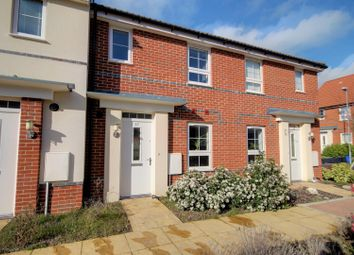 Thumbnail 2 bed terraced house for sale in Quicksilver Street, Worthing