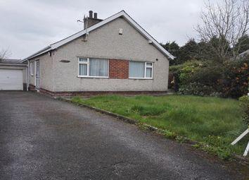 Thumbnail 3 bed bungalow to rent in Cae Cilmelyn, Penrhosgarnedd, Bangor
