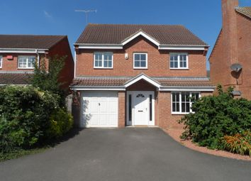 Thumbnail 4 bed detached house to rent in Water Close, Old Stratford