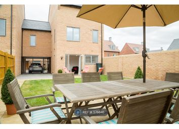Thumbnail 3 bedroom semi-detached house to rent in Huntsman Road, Trumpington, Cambridge