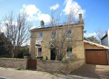Thumbnail 4 bedroom detached house for sale in Main Street, Little Downham, Ely