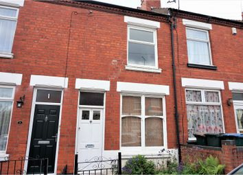 Thumbnail 2 bedroom terraced house for sale in Kirby Road, Coventry