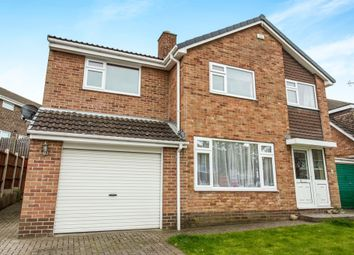 Thumbnail 4 bedroom detached house for sale in Pear Tree Close, Killamarsh, Sheffield