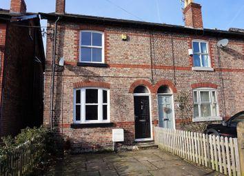 Thumbnail 3 bed end terrace house for sale in South Oak Lane, Wilmslow
