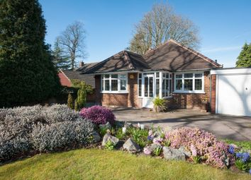 Thumbnail 4 bed detached bungalow for sale in Penns Lane, Wylde Green, Sutton Coldfield