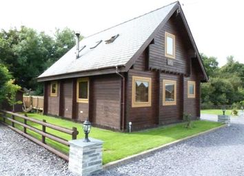Thumbnail 3 bed detached house for sale in Pentre Coed, Penmynydd Road, Menai Bridge, Anglesey