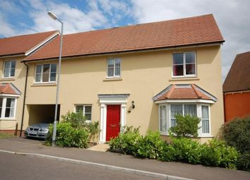 Thumbnail 4 bed property to rent in Hallett Road, Flitch Green, Great Dunmow