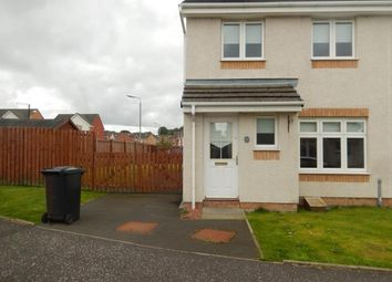 Thumbnail 3 bedroom semi-detached house to rent in Mornington Grove, Kirkmuirhill, Lanark