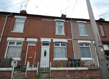 Thumbnail 3 bed terraced house to rent in Goring Road, Stoke, Coventry
