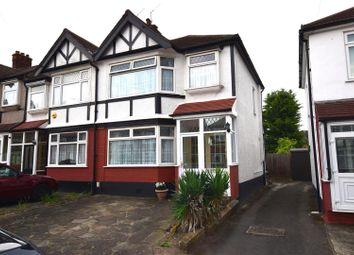 Thumbnail 3 bed semi-detached house for sale in Joydon Drive, Chadwell Heath, Romford