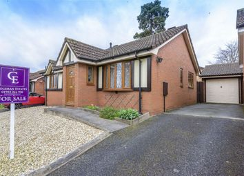 Thumbnail 3 bed detached bungalow for sale in Lindfield Drive, Wellington, Telford, Shropshire