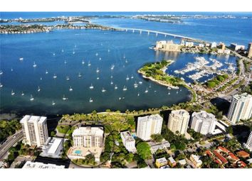 Thumbnail 2 bed town house for sale in 707 S Gulfstream Ave #1002, Sarasota, Florida, 34236, United States Of America